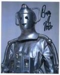Barry Noble (Cyberman, Dr Who) - Genuine Signed Autograph #11